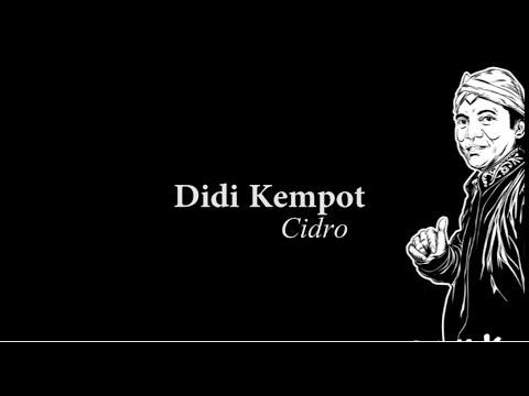 Didi Kempot Cidro Lyric