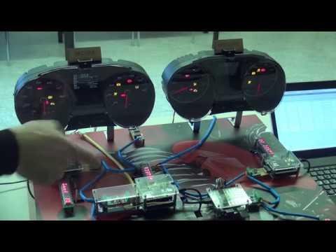 Veilige auto elektronica met VulCAN/Sancus
