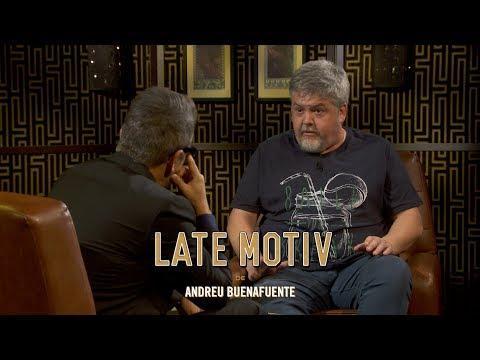 LATE MOTIV - Javier Coronas, Anthony Perkins o Ignatius Farray   #LateMotiv254