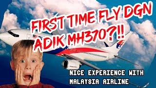 FIRST TIME FLY DENGAN ADIK MH370?! FAKTA MENARIK YANG KORANG KENA TAHU TENTANG MALAYSIA AIRLINE!