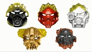 BIONICLE 2016 Summer Sets Finalized