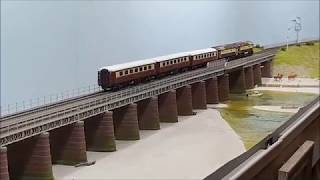 Wigan Model Railway Exhibition 2019 Part 1