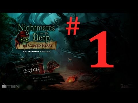 nightmares from the deep the cursed heart android full