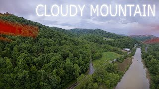 ⛰️ Cloudy Mountain | FPV Flight