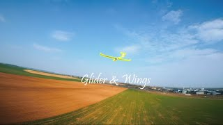 FPV Chasing Glider, Flying Wings and more