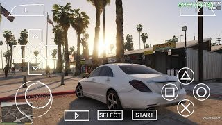 Gta 5 for Android ppsspp download now for Android - Free video