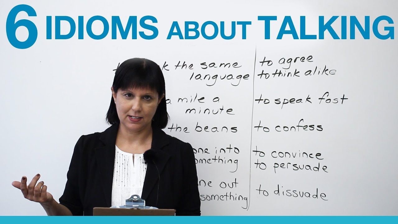 5 idioms for ielts speaking   youtube