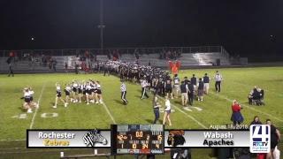 Rochester High School Football vs Wabash