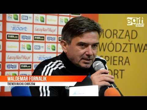 Komentarz po meczu Stomil Olsztyn - Ruch Chorzów