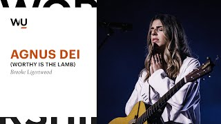 Brooke Ligertwood   Agnus Dei (Worthy Is The Lamb) | Worship Moment