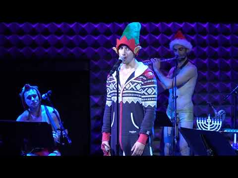 The Skivvies and Nick Adams - Lonely Christmas Elf