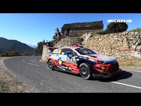 9ee2e761d315 Leg 2 - Top Moments - 2019 WRC Tour de Corse - Michelin Motorsport
