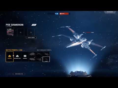 SW: Battlefront 2 ve VHS kvalitě