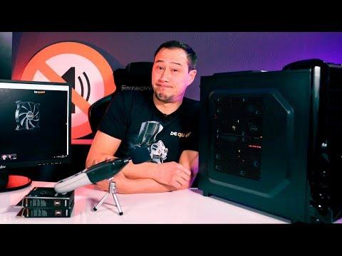 Wie man einen lauten PC leise macht | be quiet!