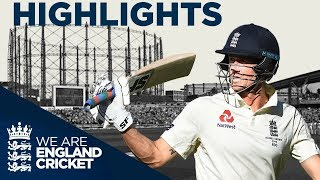 Follow the 2019 Ashes at ecb.co.uk  Watch match highlights from Day 3 at the Oval, as England take on Australia in the 2019 Ashes.  Find out more at ecb.co.uk  This is the official channel of the ECB. Watch all the latest videos from the England Cricket Team and England and Wales Cricket Board. Including highlights, interviews, features getting you closer to the England team and county players.  Subscribe for more: http://www.youtube.com/subscription_center?add_user=ecbcricket  Featuring video from the England cricket team, Vitality Blast, Specsavers County Championship, Royal London One-Day Cup and more.