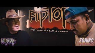 FlipTop - Lhipkram vs Kregga @ Isabuhay 2020