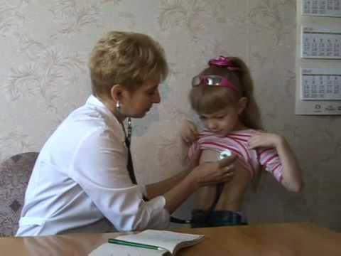 Позаботьтесь о здоровье детей