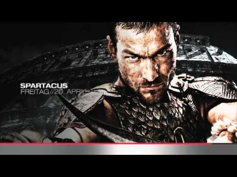 Spartacus: Blood and Sand : HD Trailer German