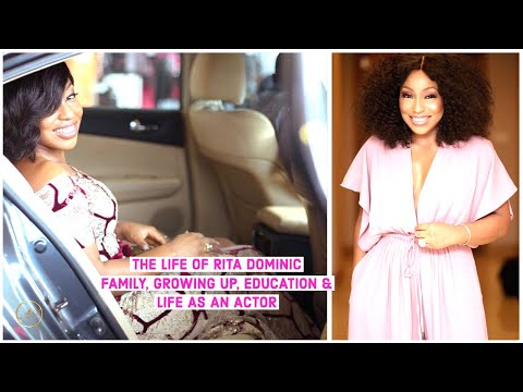RITA DOMINIC AND WHAT YOU PROBABLY DON'T KNOW ABOUT HER - AFRICAN CELEBRITY STORY