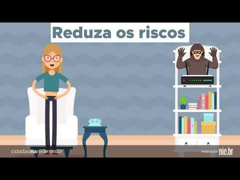 Imagem de capa do vídeo - Troque a senha do roteador