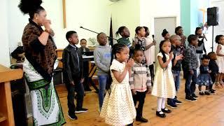 Source of life church - Children choir