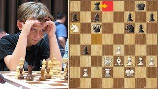 """Game of The Century?"" | Keymer vs Gelfand | Isle of Man (2018)"