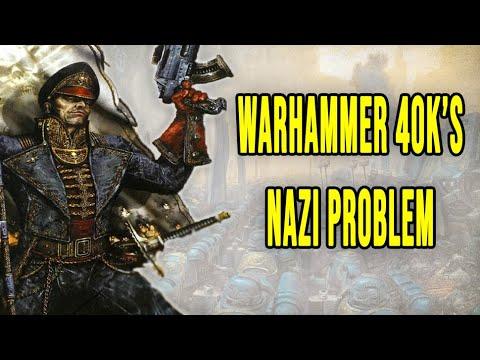 Why the Warhammer 40k community has a Nazi Problem (Arch/Games Workshop)
