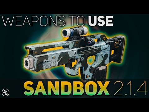 Weapons that could turn META (Sandbox 2.1.4) | Destiny 2 Black Armory