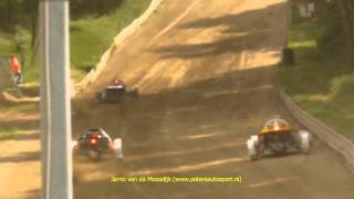 preview picture of video 'matchenberg 2012 - super buggy - heat 3 - group 1 - albers stubbe crash'