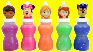 How To Make Mickey & Minnie Mouse Slime Home Learning Ideas For Kids