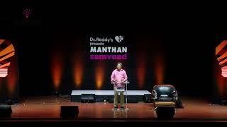 Ravish Kumar on 'Gandhi & Dimensions of Truth' at Manthan Samvaad 2017