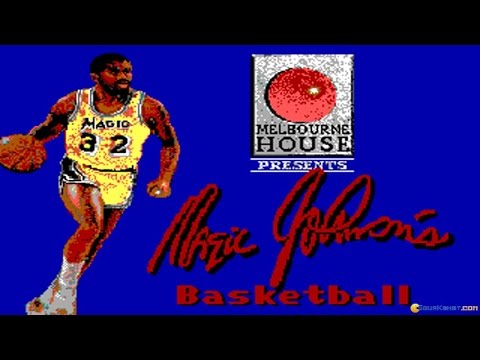 Magic Johnson's Basketball Amiga