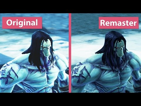 Darksiders 2 – Original Xbox 360 vs. Deathinitive Edition PS4 Graphics Comparison [FullHD][60fps]