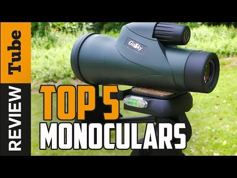 ✅Monocular: Best Monoculars 2018 (Buying Guide)