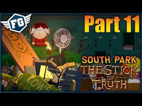 ÚTOK NA CLYDA - South Park: The Stick of Truth #11