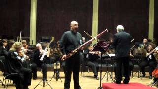 Carl Stamitz- Concerto for bassoon and orchestra in F