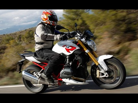 2015 BMW R1200R Launch