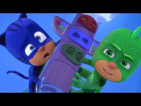 PJ Masks Full Episodes | PJ Masks Super HQ! ⭐️Super Moon Series ⭐️PJ Masks Official