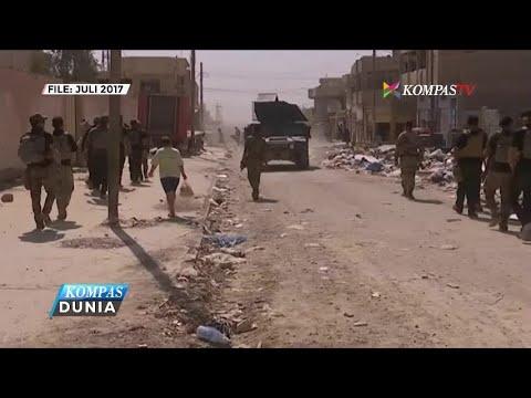Pasukan Irak Cari Sisa Militan ISIS di Tal Afar