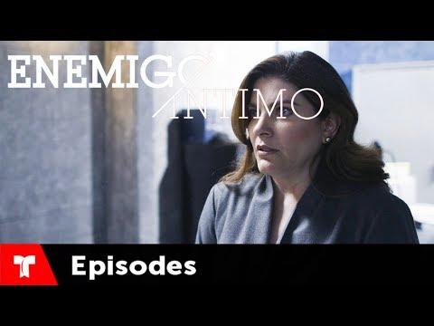 Enemigo Íntimo | Episode 22 | Telemundo English - смотреть