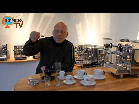 Espresso- und Cappuccino Tassen