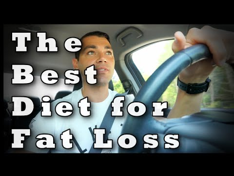 The Best Diet for Fat Loss