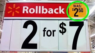 Dark SECRETS Walmart DOESNT Want You To Know!