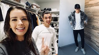 Dressing My Husband For A WHOLE WEEK!