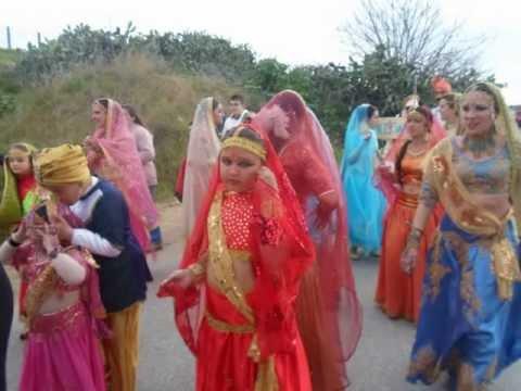 Carnavales 2013  Hindu - Bollywood