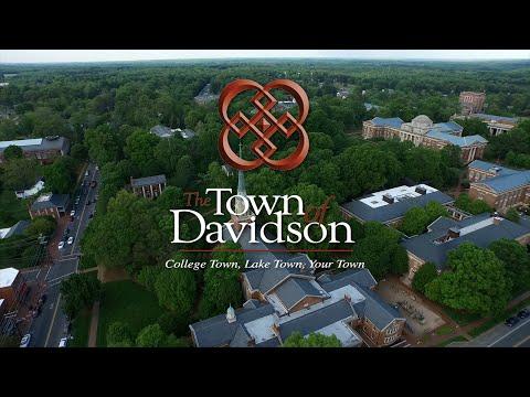 Video EXPLORE DAVIDSON  - TOWN OF DAVIDSON EDC PROMO