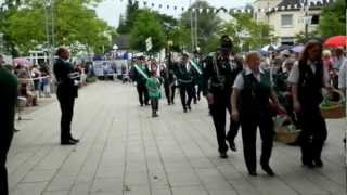preview picture of video 'Parade Holzwickede am Markt 2012'