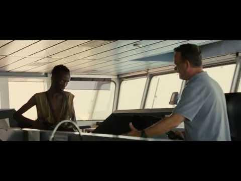 "Video trailer för CAPTAIN PHILLIPS Film Clip - ""Pirates take the Maersk Alabama"""