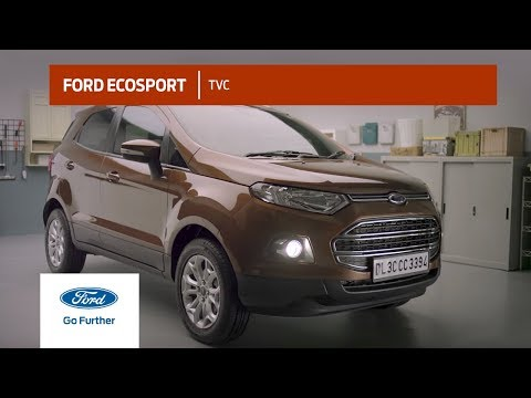 The Bold New EcoSport TVC