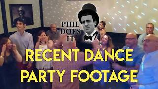 DJ Phil Does It - One Minute of Recent Dancefloor Footage Compilation (Updated 10/19)